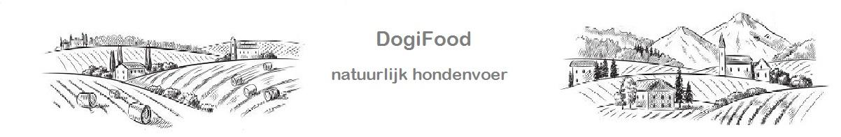 DogiFood Natuurlijk voor uw Hond